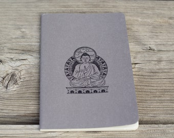 Buddha Lined Journal Notebook Diary