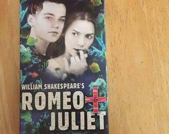 William Shakespeare's Romeo & Juliet (VHS, 1997)