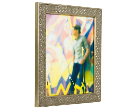 22 By 28 Frame: Craig Frames, 22x28 Inch Antique Silver Picture Frame