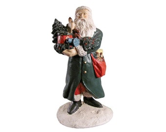 Small Vintage Santa