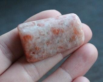 Sunstone Large Tumbled Stone #80012