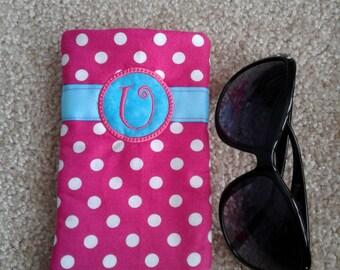 U - Eye glass case, eyeglass holder, Sunglasses