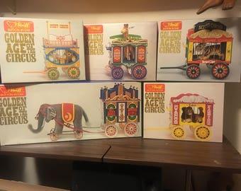 Steiff Circus Train