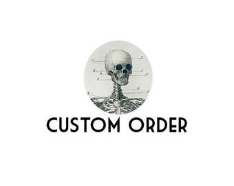 Custom Order for Elias