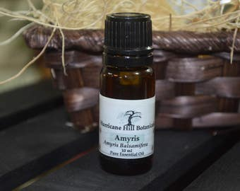 Amyris Essential Oil - Pure Oil 10 ml