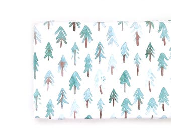 Changing Pad Cover Fir Trees. Change Pad. Changing Pad. Minky Changing Pad Cover. Tree Changing Pad Cover. Woodland Nursery.