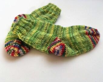Knit baby socks,baby gift,newborn baby gift,baby Christmas gift