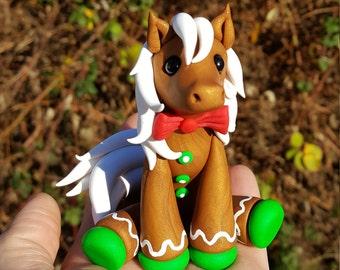 Holiday pony horse