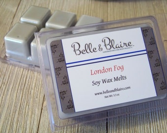 London Fog- Soy Tarts- Scented Wax Melts