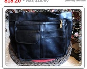 Smart  Vintage Black Purse -  PR-038a-091713000