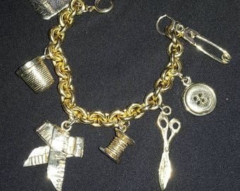 Moschino vintage couture bracelet