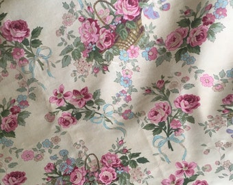 Vintage fabric Robyn Pandolph Captured in Time 3 yards