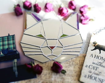 Geometric cat mirror