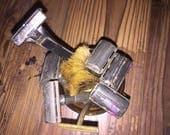 Mens Vintage Shaving Lot 5 Razors, cup, brush++