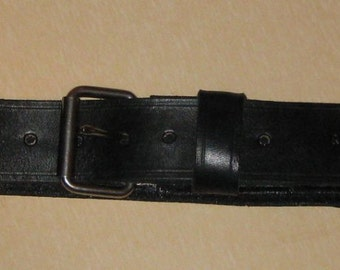 Painted Confederate Waist Belt