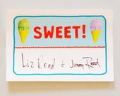 Sweet Competition Signed Bookplate