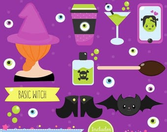80% OFF INSTANT DOWNLOAD Kawaii Cleaning Clipart and