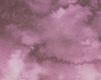 Single Sheets Designer Scrapbook Paper 12 x 12 Purple Color Single-Sided