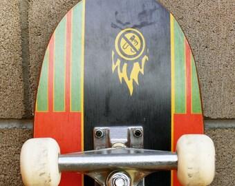 Vintage Skateboard Variflex