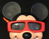 Mickey Mouse View Master Vintage Toy