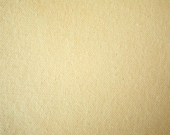"10 oz Natural Canvas Fabric 68"" Wide Per Yard"
