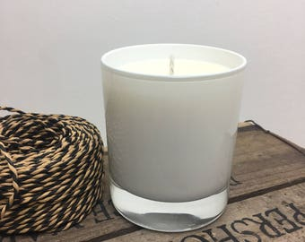 Scented Soy Wax Candle Hand Poured
