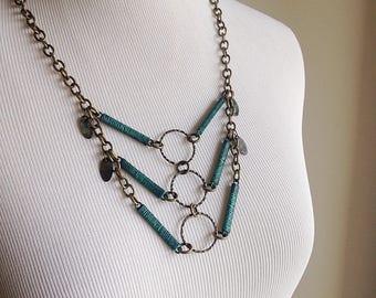 Penthesilea. The Warrior Woman Necklace