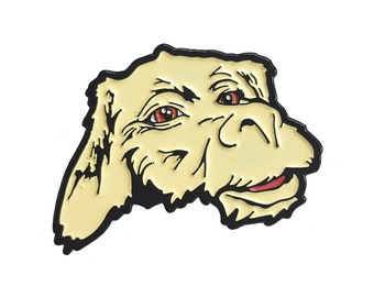 Falcor enamel pin - The Neverending Story