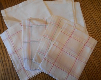7 Hankies or Pocket Squares
