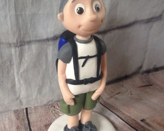 Single Figure Cake Topper