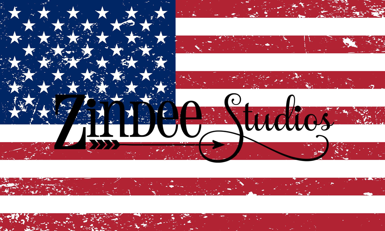 Distressed American Flag Vinyl Adhesive Vinyl Heat Transfer