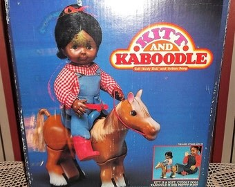 African American Doll, Kit and Kaboodle