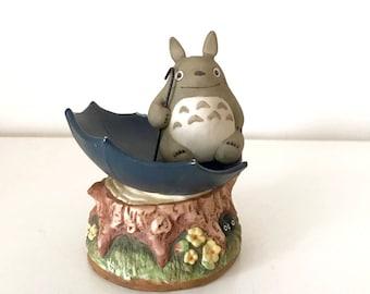 SALE- Kawaii Totoro ceramic Figurine