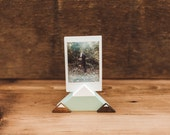 Mountain Wooden Photo Holders - Gifts for Wanderlust + Adventure // MINT LIMITED EDITION!