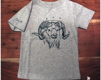 T shirt kids Gray 4 different design