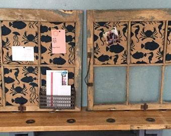 Nanutuck Inspired Memo Boards Set