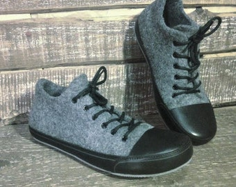 Felted sneakers ROY