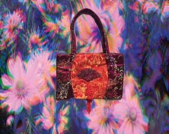 90's Mini Oriental Handbag