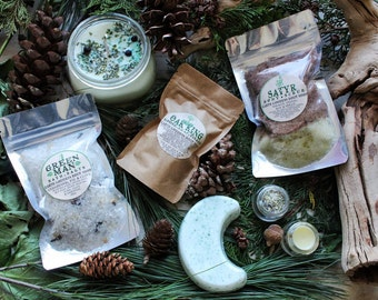 the forest dweller | pampering box