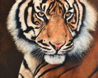 Satu Kuat - Limited Edition of 95 Signed/Numbered Giclee Print on Canvas