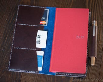 """BUILD-YOUR-OWN - cover for Hobonichi Weeks or Weeks """"Mega"""" edition"""