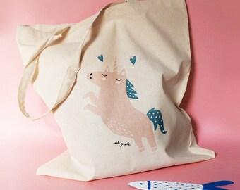 "Tote Bag ""Unicorn Pop"""