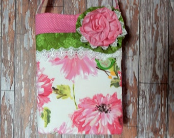 Pretty Spring Shabby Shoulder Bag