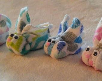Baby Washcloth Bunny