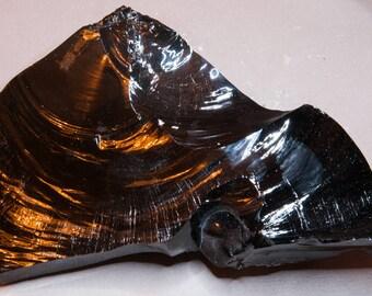 Huge Black Obsidian