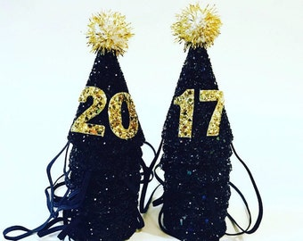 New Years Eve Hat || Celebrate Party Hat 2017