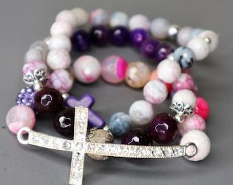 Jersey || Bracelet Set