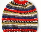 Baby Knitted Beanie- Baby Knit Hat-  Toddler Knitted Hat- New Baby Gift- Baby Accessories
