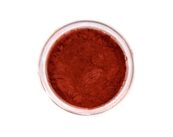 Brickhouse - Red Eyeshadow - Natural Makeup - Mineral Cosmetics - Vegan Cosmetics - Cruelty Free