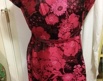 Harvey Berin designed Karen Stark dress